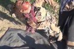 جنایت هولناک سعودی ها در تجاوز به یمن + فیلم
