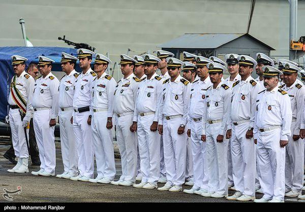 حضور اقتدارآفرین در مرزهای دریایی کشور