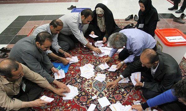 بازشماری آرای انتخابات شورای شهر آزادشهر