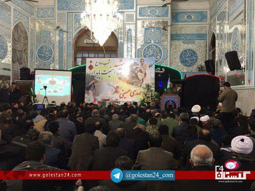 وداع شهید سیدمهدی حسینی (6)