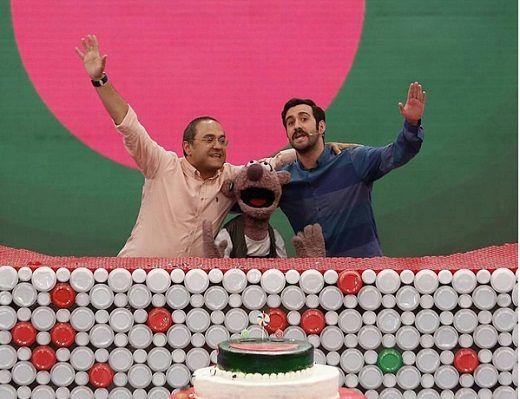 جشن تولد خندوانه 16 خرداد