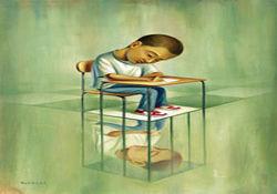 قانون بازداشت دانشآموزان در مدارس ایالات متحده