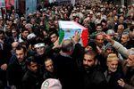 تشییع محمد اتراچی با حضور با شکوه مردم گرگان