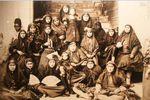 حرمسرای شاهان قاجار چگونه پر از زن میشد+تصاویر