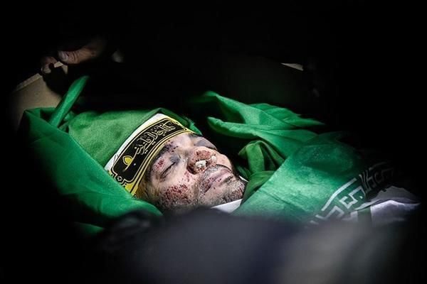 مدافع حرمی که در سوریه حریفی در رزم نداشت +عکس