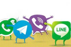 ویروس یک خطی در شبکه های اجتماعی