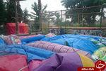 پلمب دو پارک بازی کودکان در گلستان+ تصاویر