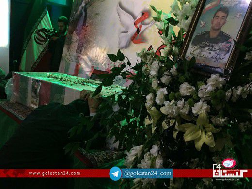 وداع شهید سیدمهدی حسینی (24)