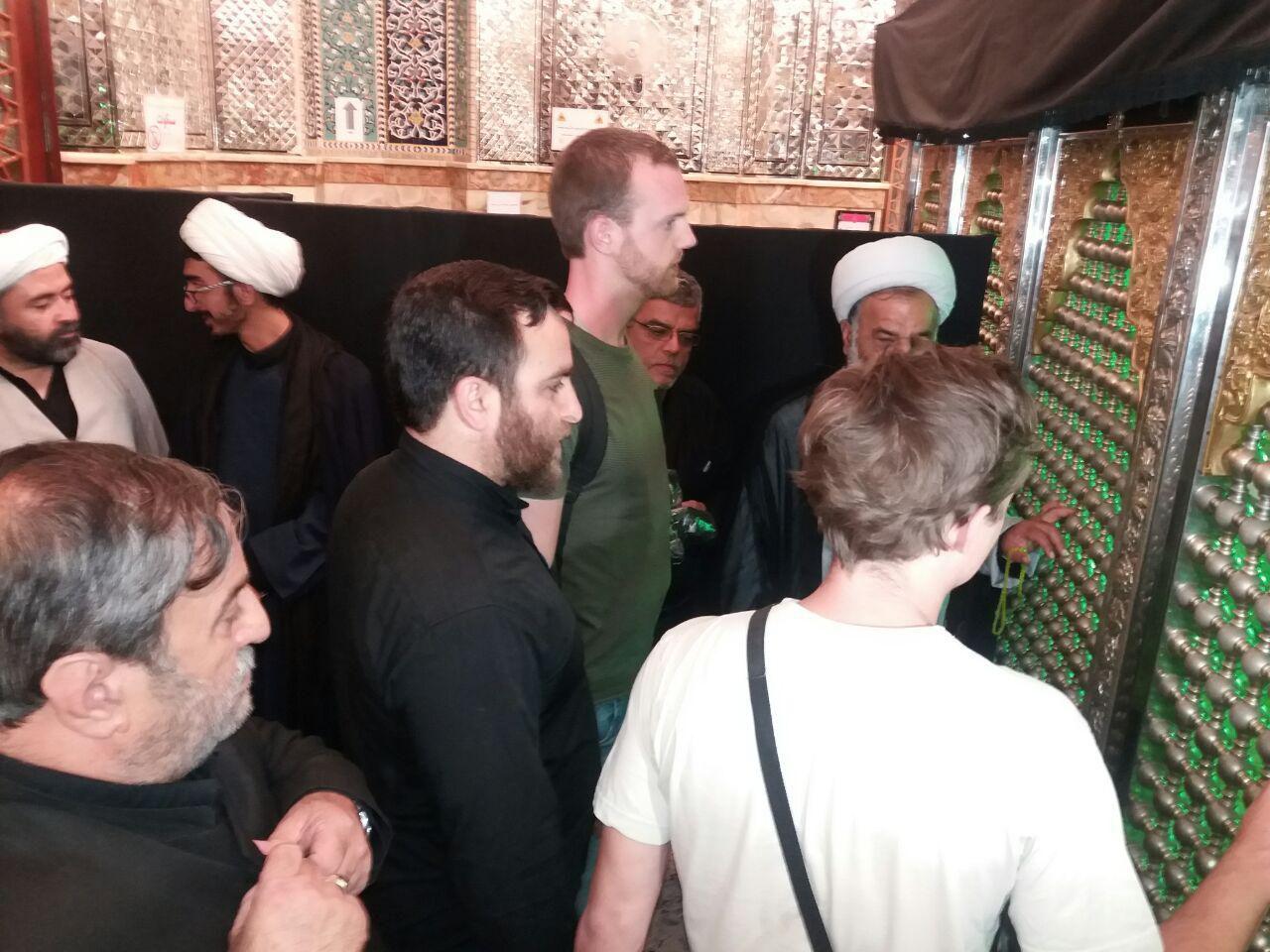 توریست مسلمان در گرگان (2)