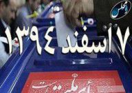 خلاصه گزارش آرا شهرستان گمیشان برای دهمین دوره مجلس شورای اسلامی