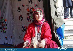جشنواره لباسها و غذاهای سنتی دانش آموزان در گالیکش / گزارش تصویری