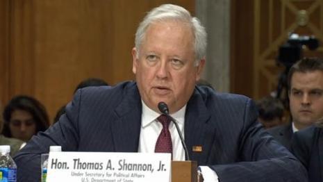 جلسه کمیته روابط خارجی سنا آمریکا درباره ایران و اجرای برجام