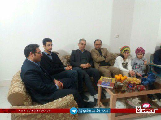 بازدید فرماندار کردکوی (1)