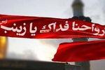 عکس / مداح معروف مدافع حرم حضرت زینب(س) شد