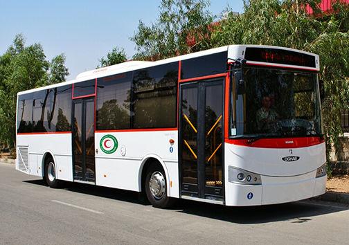 استقرار اتوبوس اهداء خون سیار در آزادشهر