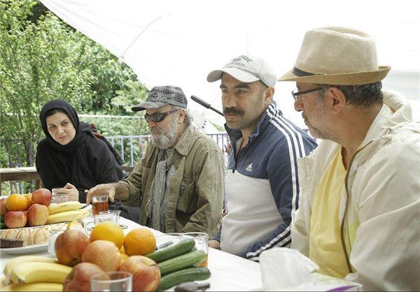 جدیدترین تصاویر از پشت صحنه سریال «پایتخت4»