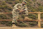 محسن قیطاسلو از تکاوران تیپ ۶۵ نوهد ارتش به جمع شهدای مدافع حرم پیوست+عکس