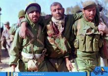 تصاویر دیده نشده از مجروحیت سربازان خمینی (ره) در جنگ (16+)