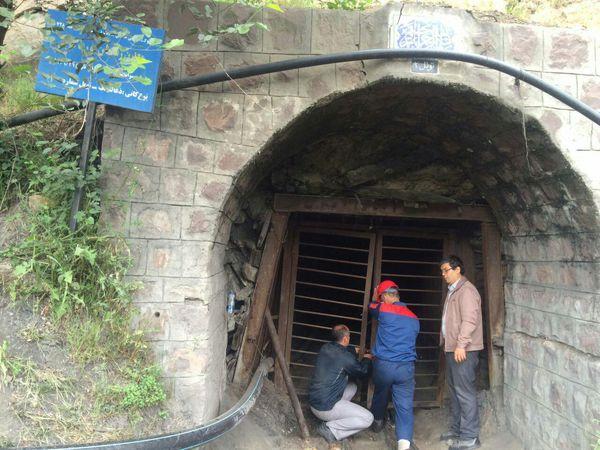 تونل مرگ مسدود شد