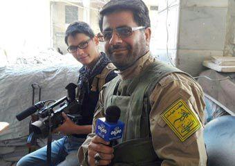 بسیج رسانه گلستان شهادت خبرنگار صدا و سیما در سوریه را تبریک و تسلیت گفت