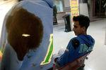 حمله زورگیران به دونده تیم ملی +عکس