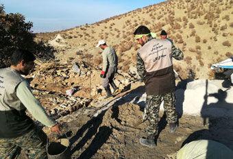 اعزام 200 نیروی بسیجی برای محرومیت زدایی به مناطق محروم