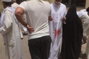 فیلم/ نخستین فیلم از انفجار تروریستی در کویت