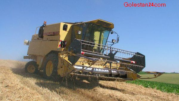 پلاک گذاری ماشین های کشاورزی