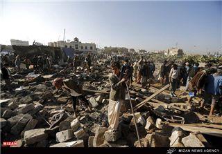 آغاز نبرد زمینی در مرز یمن - عربستان