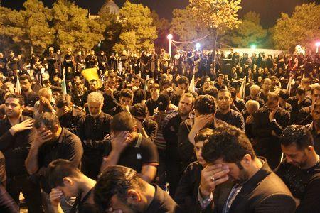 سوگواری سالار شهیدان حضرت اباعبدالله الحسین(ع) در گرگان