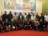 نایب قهرمانی گلستان در جشنواره فرهنگی ورزشی کارکنان بهزیستی