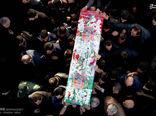 گزارش تصویری/ تشییع جانباز شهید در گرگان
