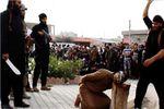داعش گردن یک امام جماعت را در سوریه زد
