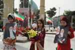 حاشیه های حضور سیدحسن خمینی در گلستان+ تصاویر