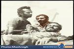 تصاویر دیده نشده از سردار شهید حسین همدانی