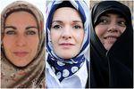 از خواندن پیام خانم چرخنده بسیار خوشحال شدم/ زنان در حمایت از حجاب مسلمانان در غرب موضع بگیرند/ازدواج و مادر شدن اتفاقی مثبت در زندگی ام بود