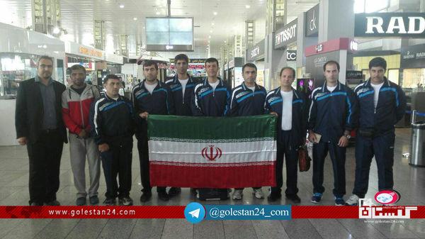 تیم ایران به یازدهمین دوره مسابقات بینالمللی شائولین ووشو چین اعزام شد