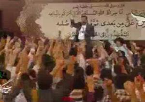 محمود کریمی لعن الله علی اسرائیل