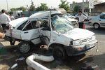 مرگ دلخراش نوعروس بندرگزی بر اثر سانحه رانندگی