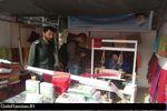 نمایشگاه توانمندی های برتر اقتصاد مقاوتی گلستان در اردوگاه شیرآباد+تصاویر